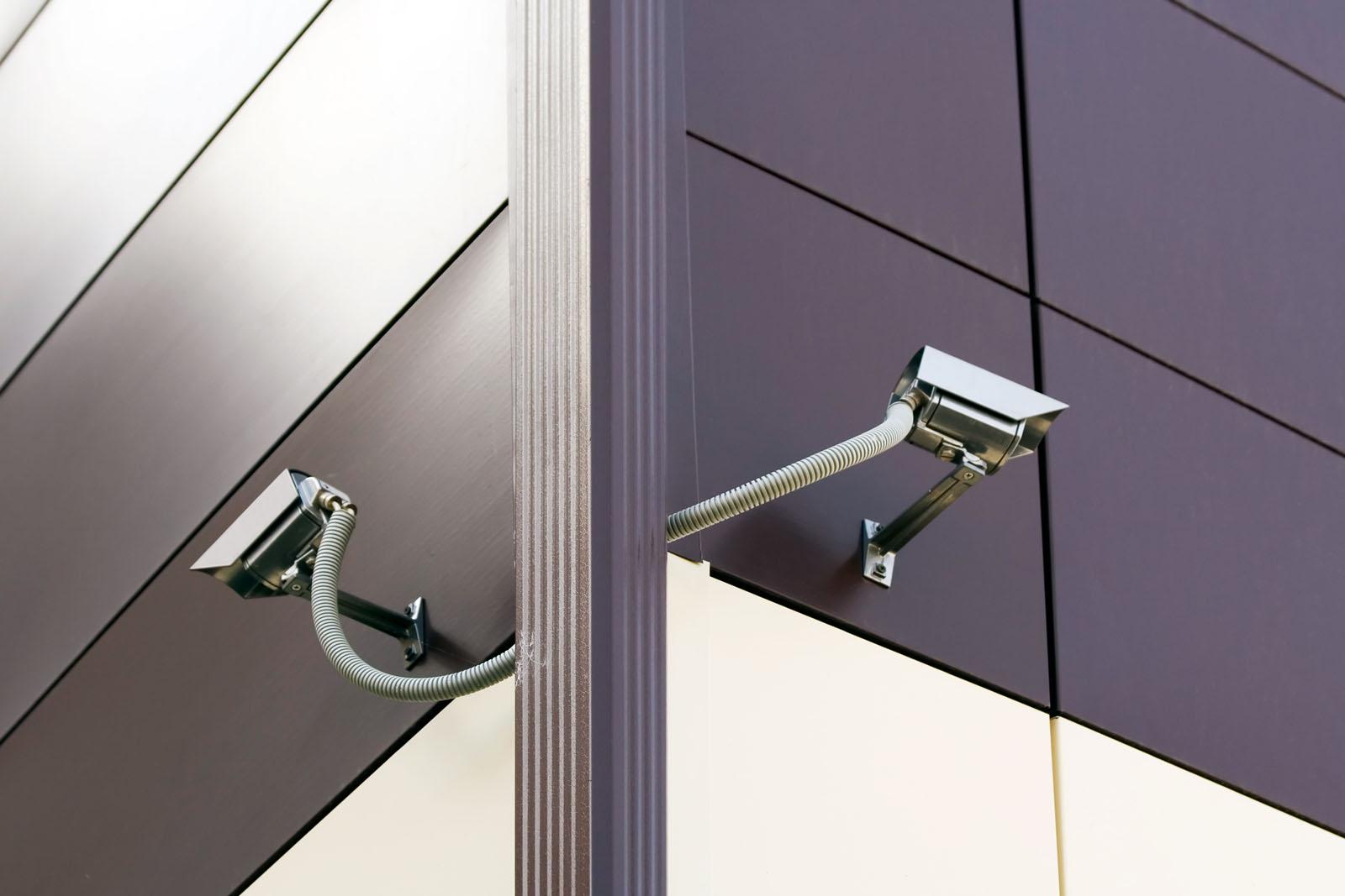 CCTV Security Cameras.